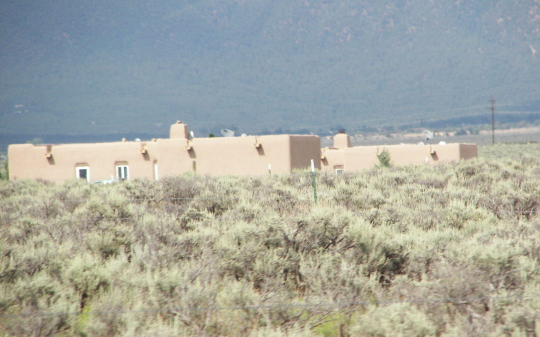 "How ""True"" is New Mexico True: A New, Old Architectural Style – Part II"