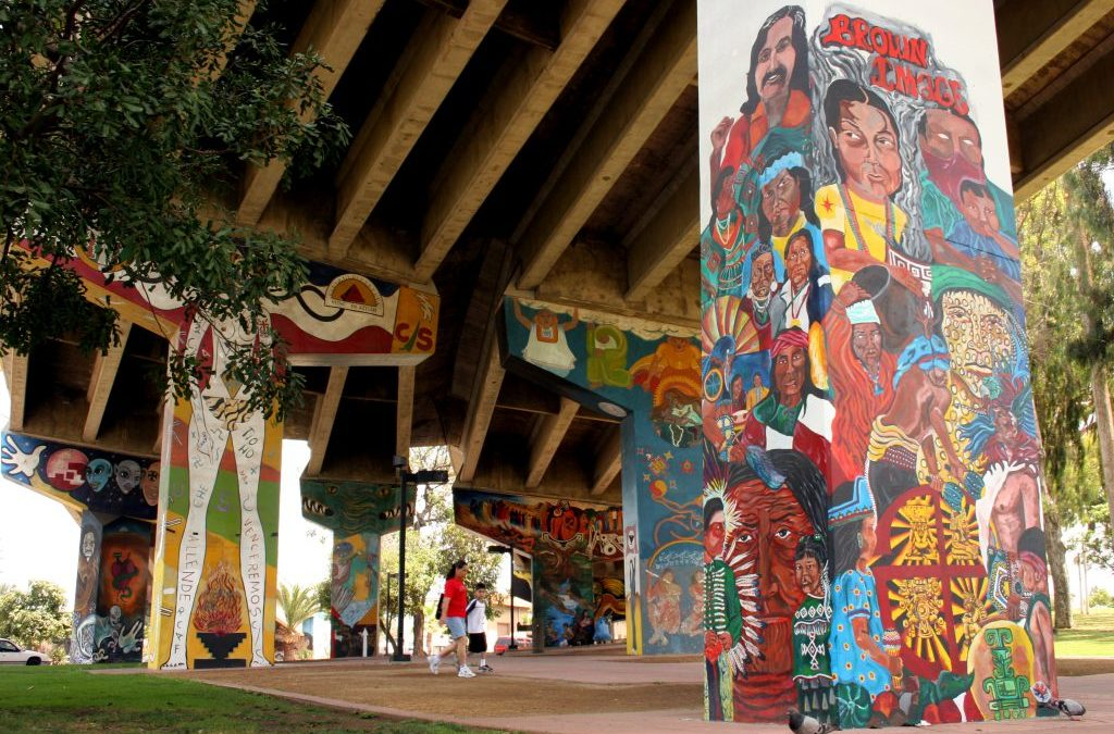 Forty Years of Grassroots Advocacy at San Diego's Chicano Park