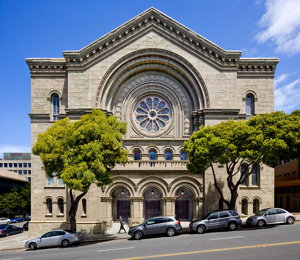 the california historical building code empowering design
