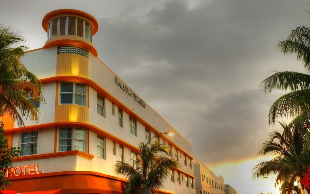 Last-Ditch Efforts to Save Miami's Historic Art Deco District