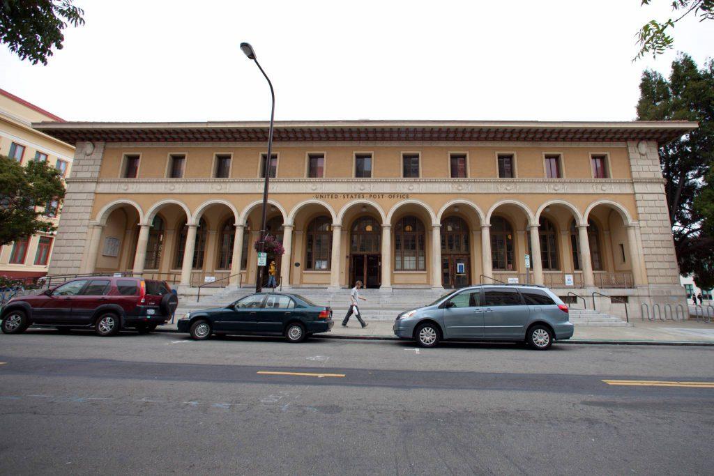 Berkeley Post Office