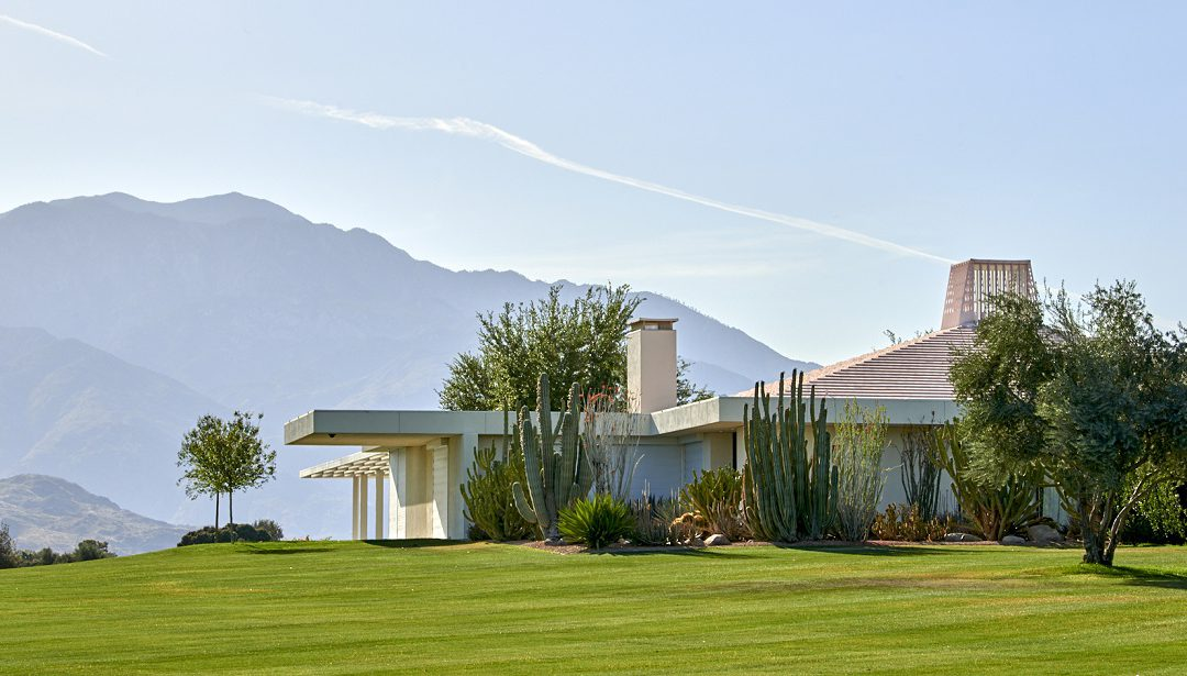 Palm Springs: A Fun-in-the-Sun Preservation Destination