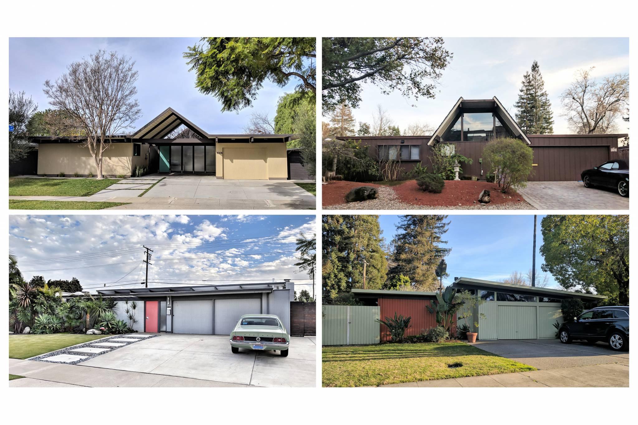 01. Eichler Homes in Palo Alto and Orange-CA