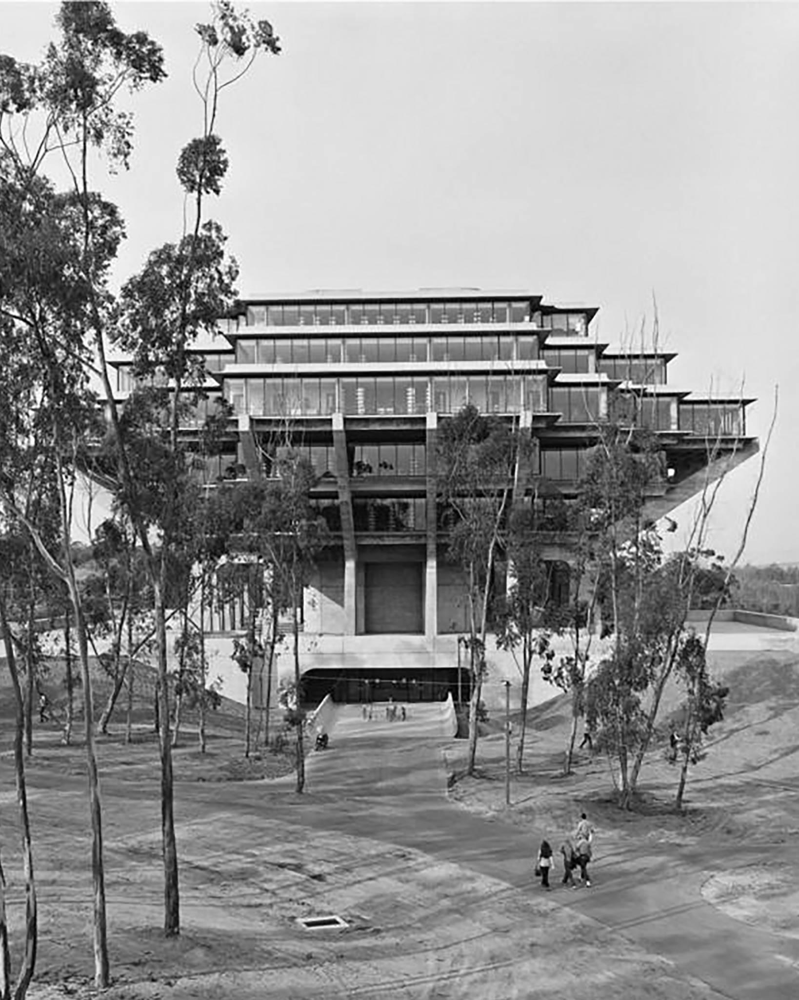 Geisel Library 1970