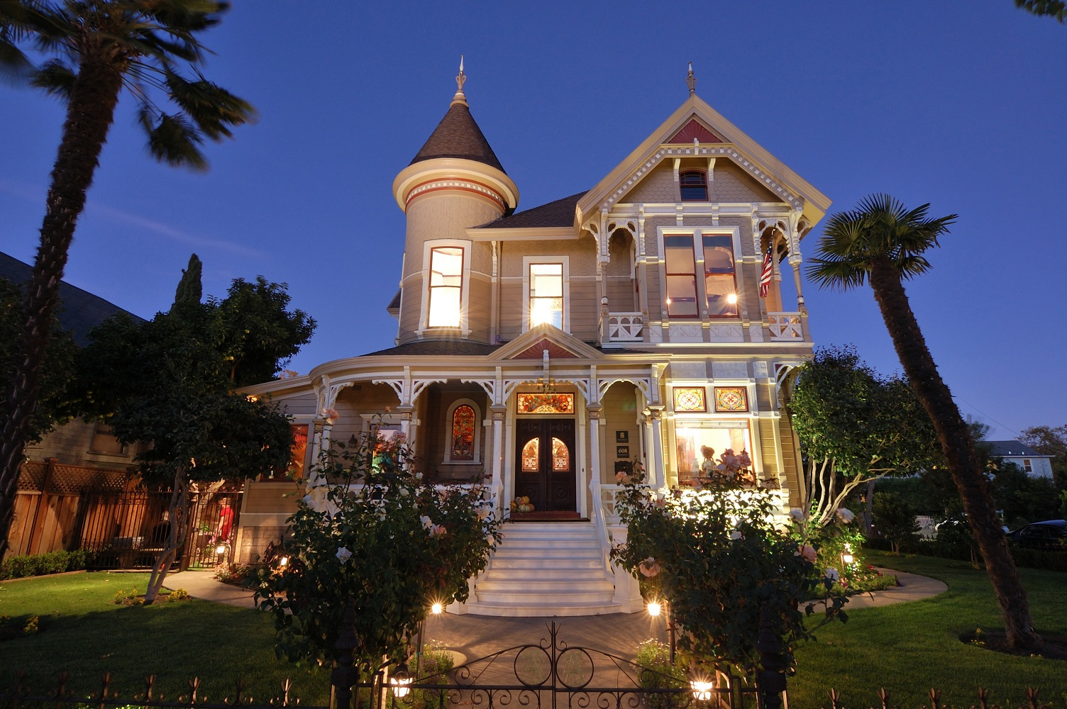 Ackerman House