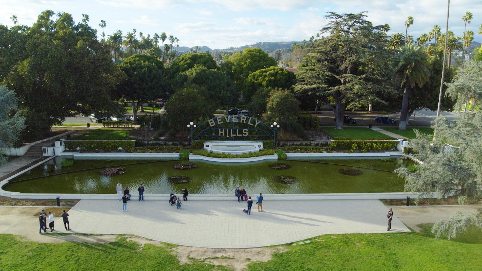 Beverly Gardens Park 1