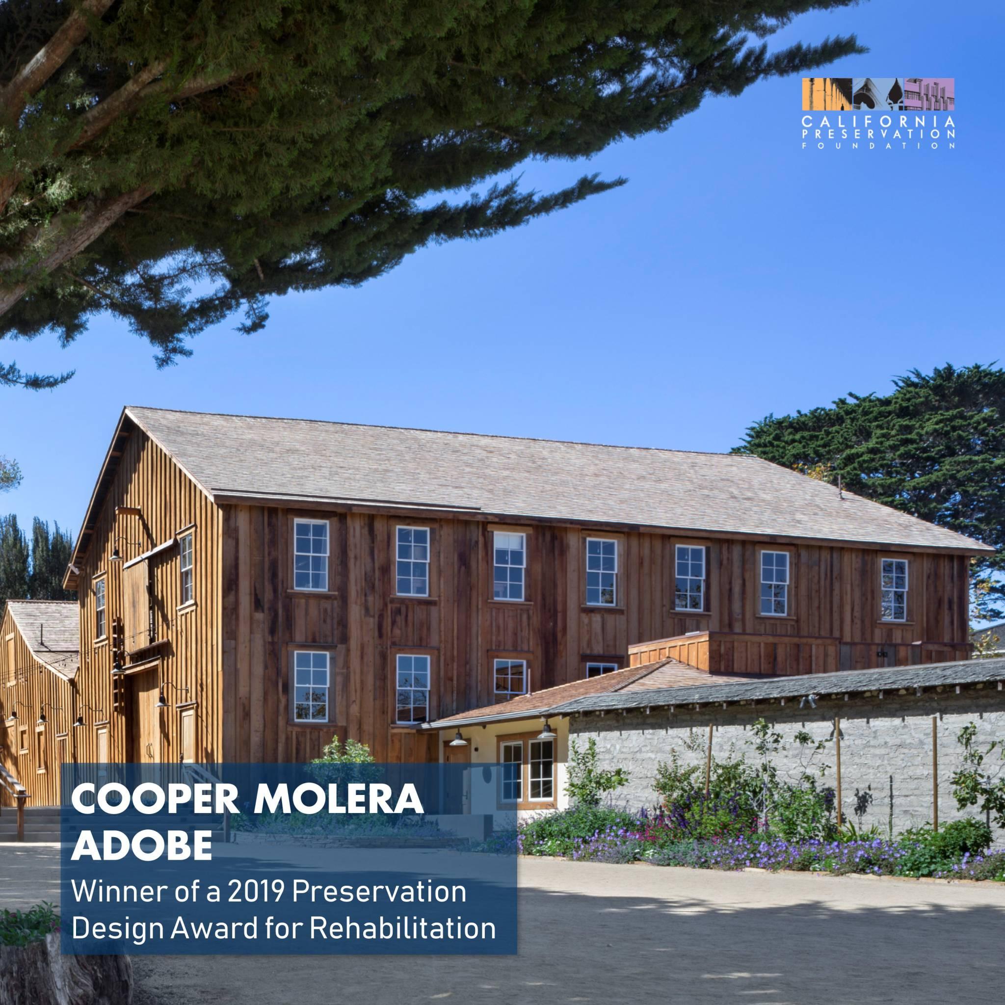 Cooper Molera