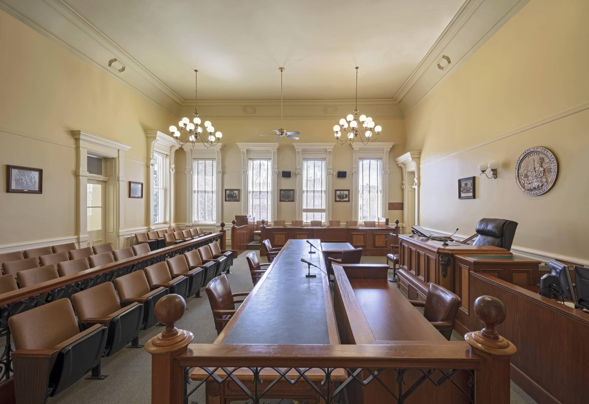 Napa Courthouse