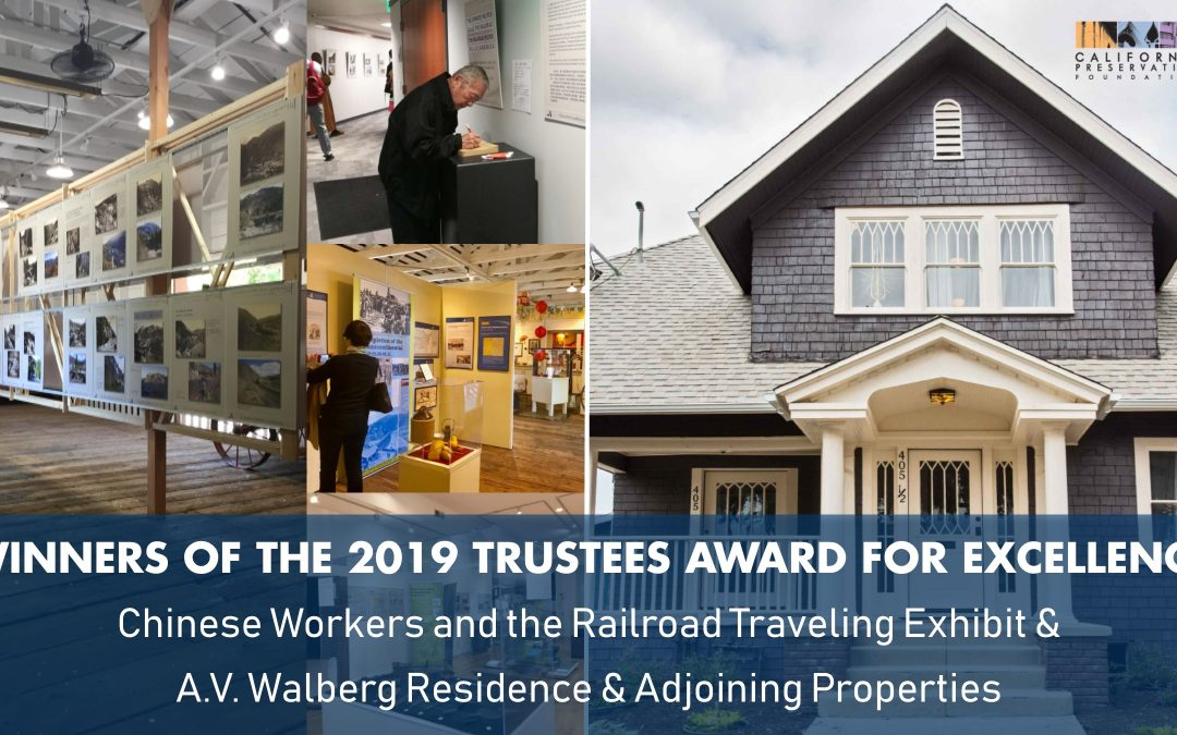 Trustees Awards for Excellence Winners Highlight Future of Preservation