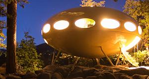 Three-Night Stay at the Futuro House
