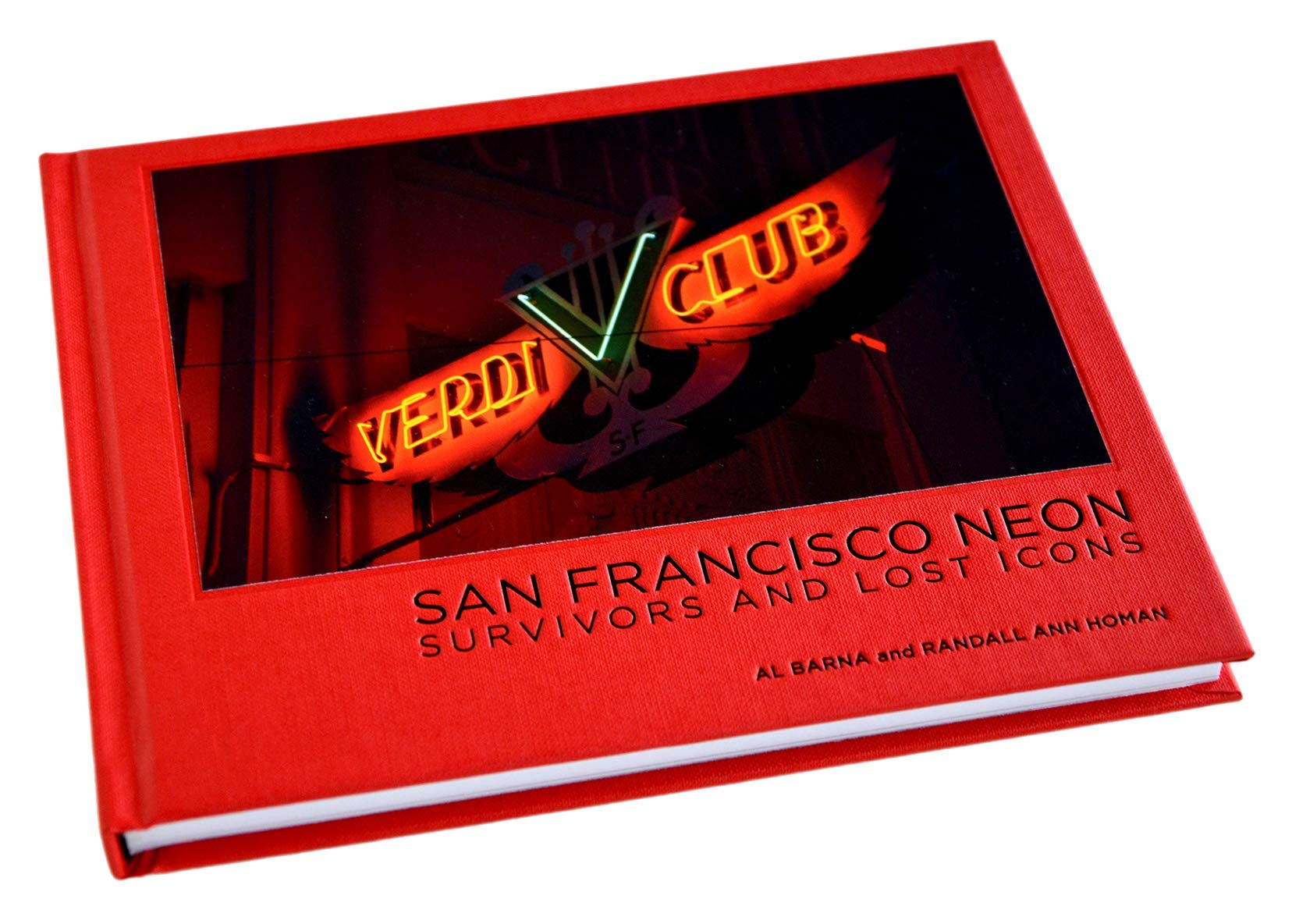 $100 Neon Speaks Passport Gift Certificate and Signed San Francisco Neon Book