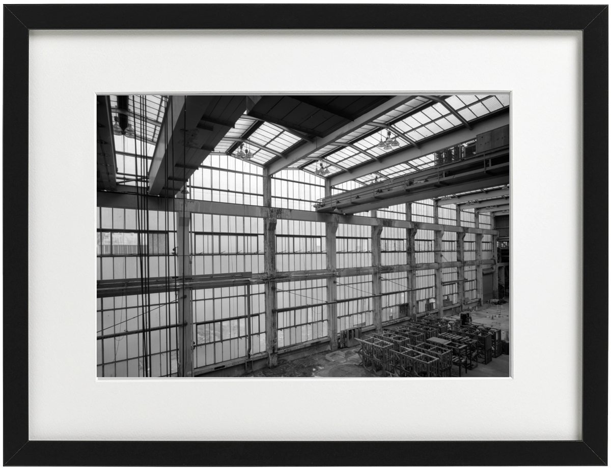 Building 253 - Hunters Point - Limited Edition, Signed Print